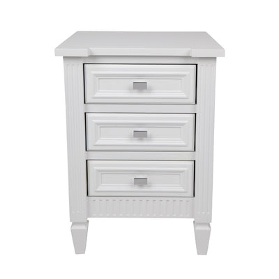Marseilles Bedside White