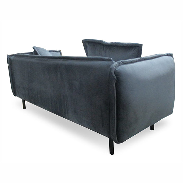 Newark 3 Seat Sofa Graphite