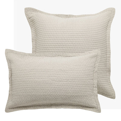 Ashton Flax Pillowcases