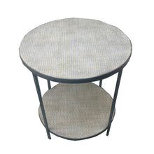 Rattan Side Table Natural