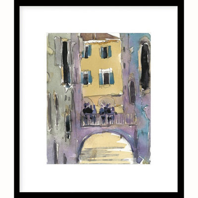 Venice Watercolours II