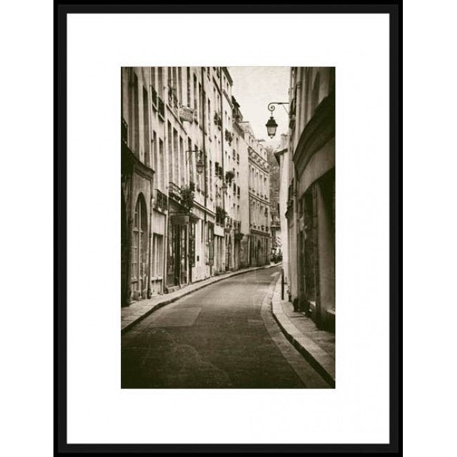 Paris - Winding Street