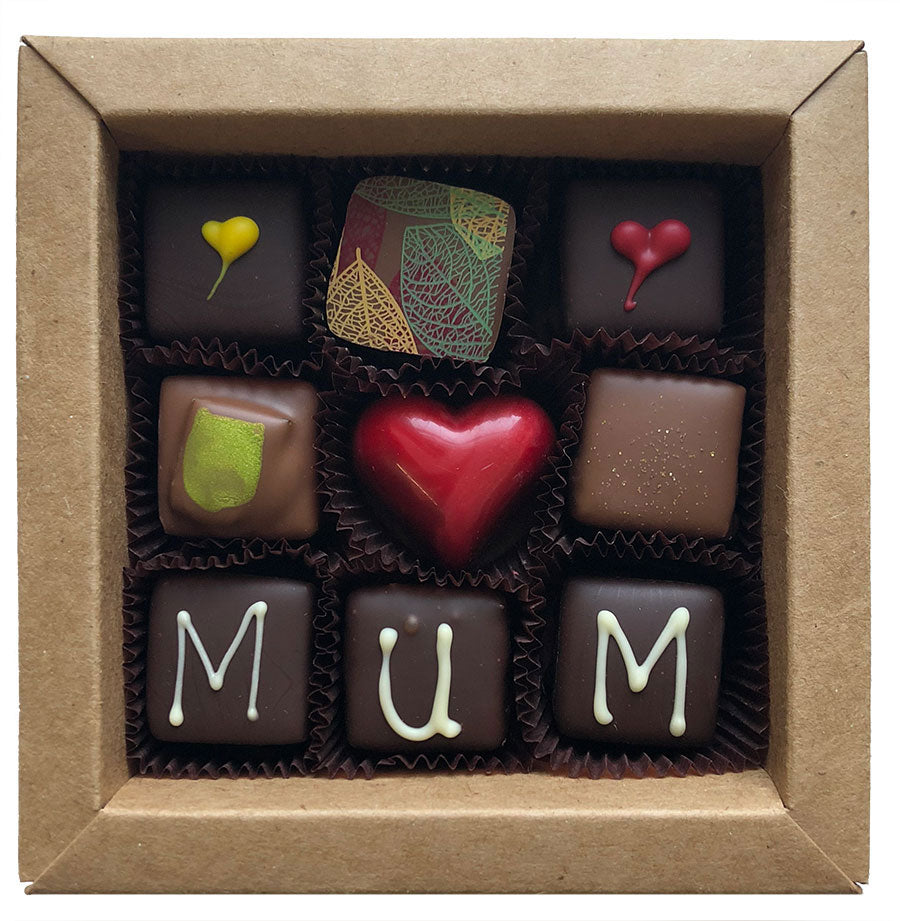 9 Piece Mothers Day Box