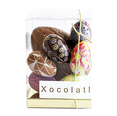 Decorated Eggs (Box)