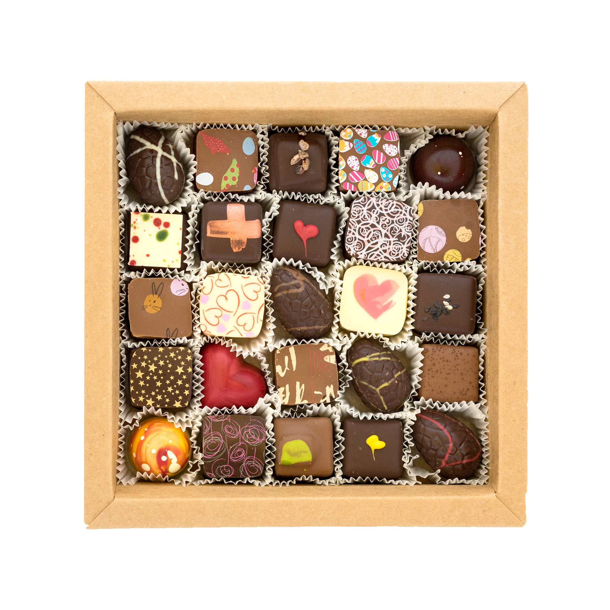 EASTER Chocolate Box - 25 Piece