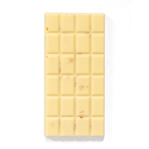 Strawberry Block, White