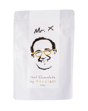 Mr. X Hot Chocolate Mix