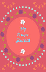 Boho Pink Prayer Journal