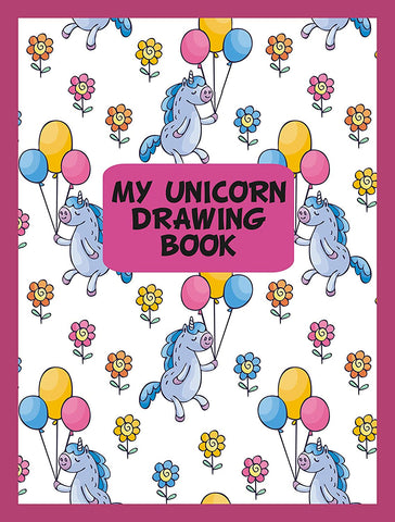 Creative Kids Toys Unicorn Adventure Scratch and Sketch Book Deluxe Art Journal Set with Unicorn Drawing Book and Unicorn Activity Book