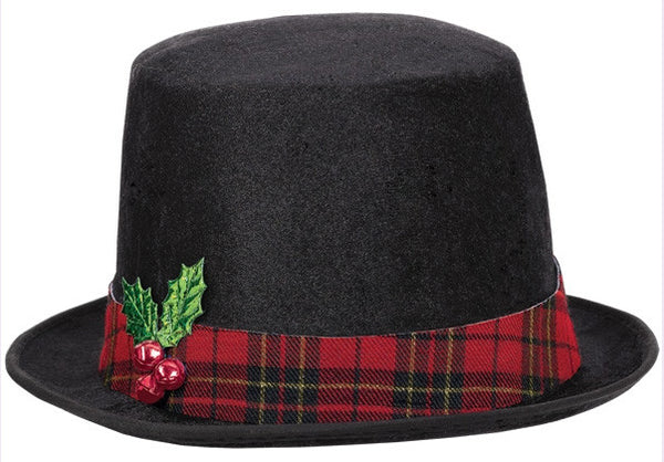 Snowman Top Hat • Wearable