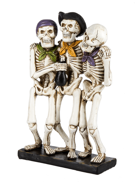 Bad Boys Skeleton Trio