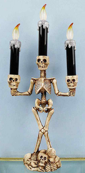 Skeleton Candelabra (LED)