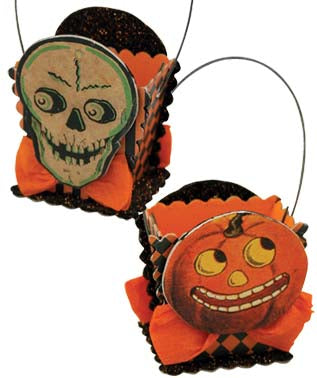 Mini Ghoulish Bucket (Set of 2)