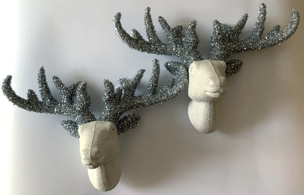 Deer Head (Pair)