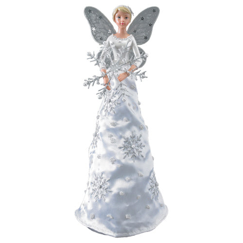 Fairy Figurine (Silver Frost)