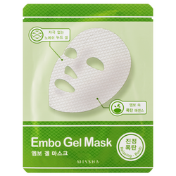 Missha Embo Gel Mask Relaxing Bomb - Missha Portugal
