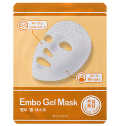 Missha Embo Gel Mask Shinning Bomb - Missha Portugal