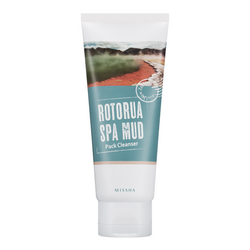 Missha Rotorua Spa Mud Pack Cleanser - Missha Portugal