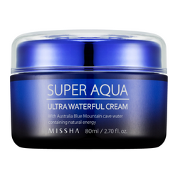 Missha Super Aqua Ultra Waterfull Cream - Missha Portugal