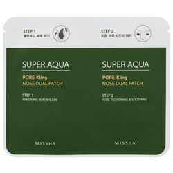 Missha Super Aqua Pore Kling Nose Dual Patch - Missha Portugal