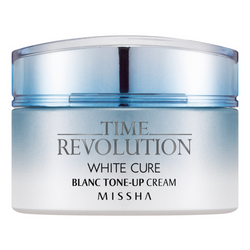 Missha Time Revolution White Cure Blanc Tone Up Cream - Missha Portugal