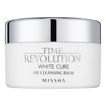 Missha Time Revolution White Cure Oil Cleansing Balm - Missha Portugal