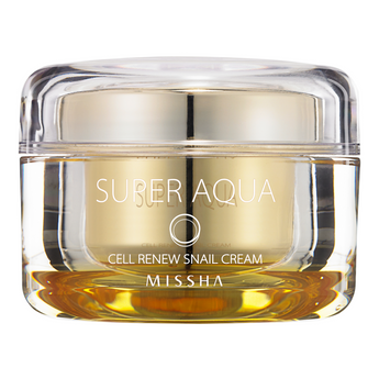 Missha Super Aqua Cell Renew Snail Cream - Missha Portugal