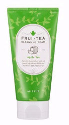 Missha Frui-Tea Cleansing Foam Apple Tea - Missha Portugal