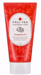 Missha Frui-Tea Cleansing Foam Pomegranate Tea - Missha Portugal