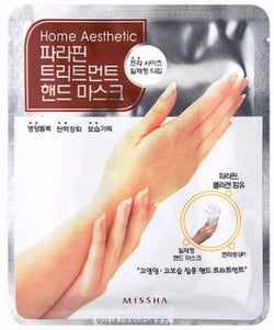 Missha Home Aesthetic Paraffin Treatment Hand Mask - Missha Portugal