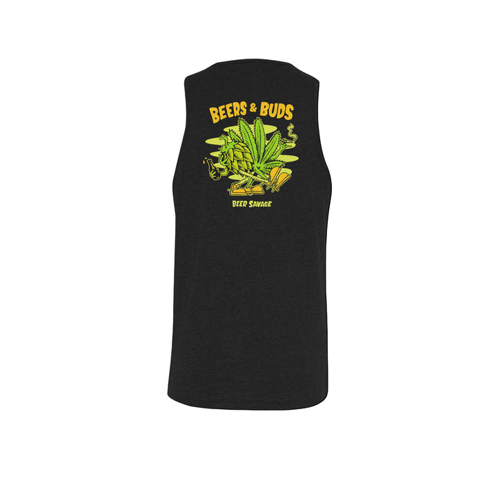 Beers and Buds Tank