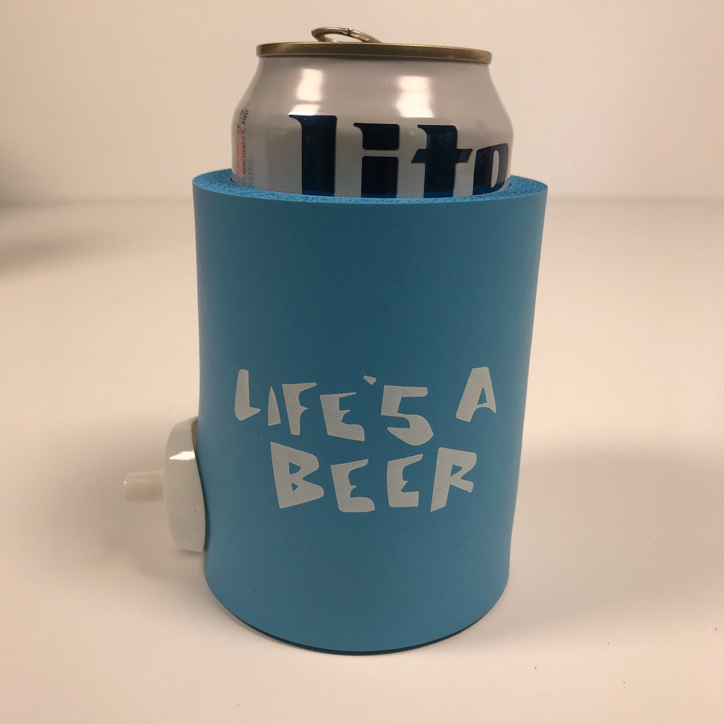 Lifes a Beer Party Starter - Blue