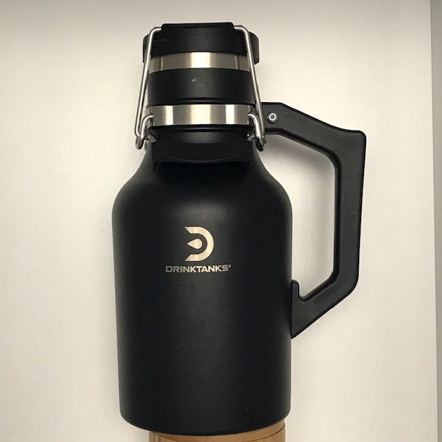 Drinking Club 32 oz growler