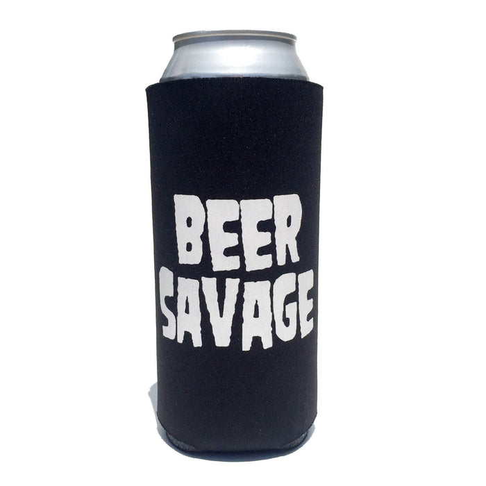 Stacked Tall Boy Koozie - 24oz