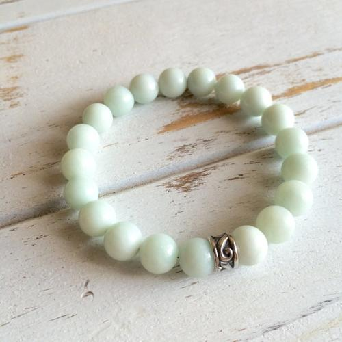 Amazonite Bracelet ~ Good Fortune