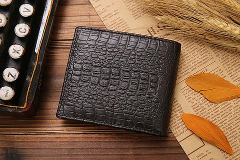 Bags & Wallets - Men's Nature Inspired Wallet