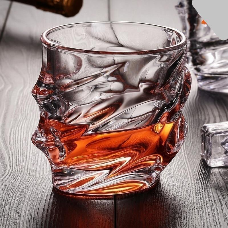 Crystal Whiskey Tumbler