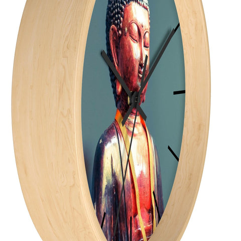 Home Decor - Buddha Wall Clock