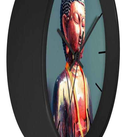 Image of Home Decor - Buddha Wall Clock
