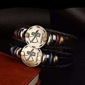 Jewelry - Men's Zodiac Bracelet