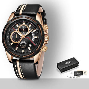 Luxury Men's Military Sports Watch