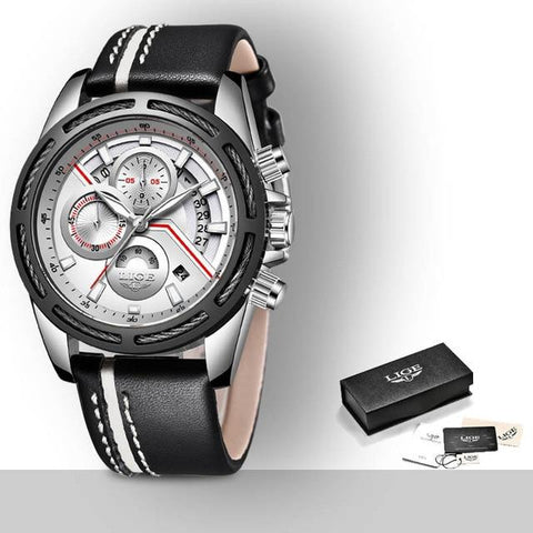 Image of Luxury Men's Military Sports Watch