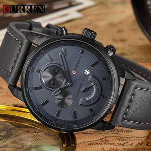 Luxury Men's Quartz Sports Watch
