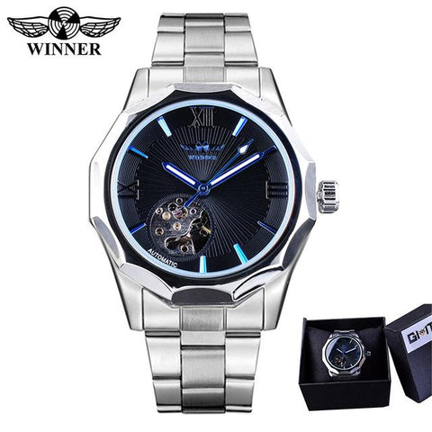 Men's Blue Ocean Watch