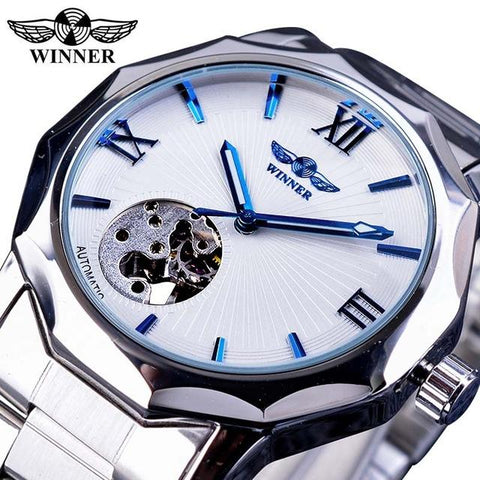 Image of Men's Blue Ocean Watch