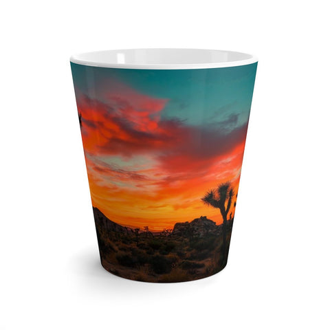 Image of Mug - Desert At Sunset Coffee Mug