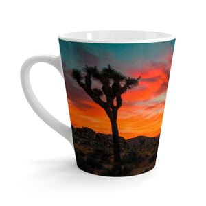 Desert at Sunset Coffee Mug