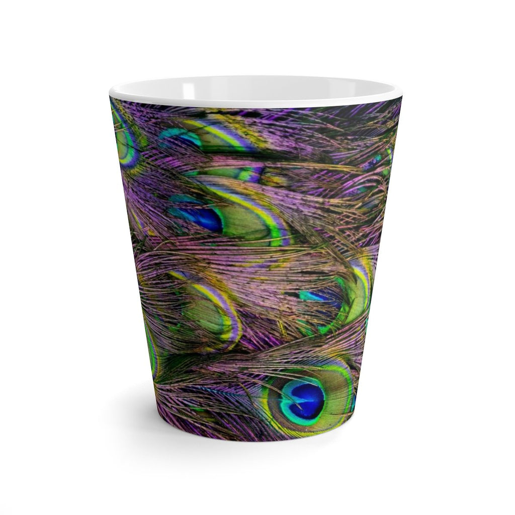 Mug - Peacock Feathers Coffee Mug
