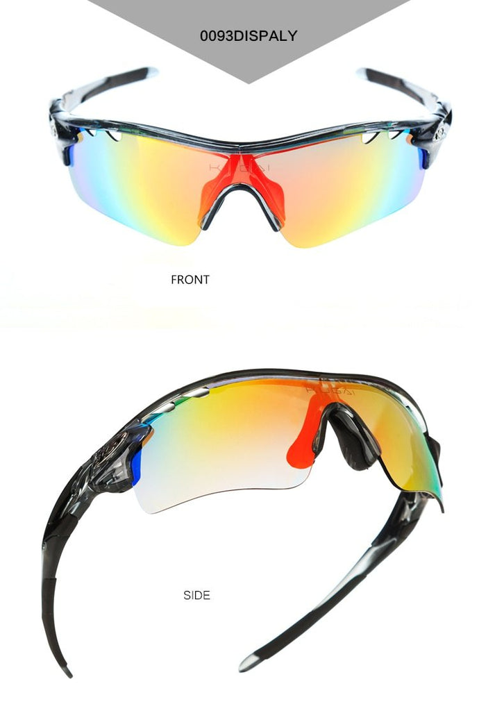 Polarized Cycling & Sports Glasses