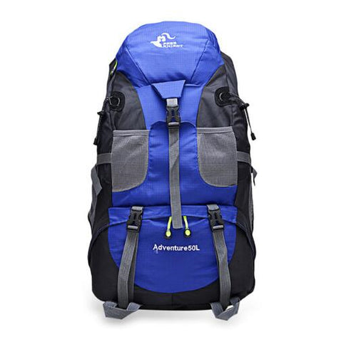 Waterproof Backpack for Camping & Hiking
